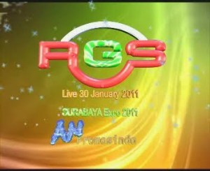OM RGS - Live EXPO SURABAYA